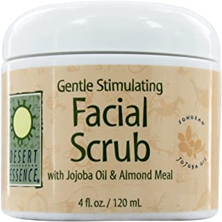 Desert Essence Gentle Stimulating Facial Scrub, 118ml