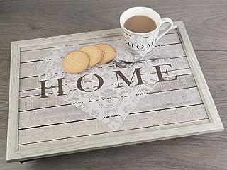 Gris Petit Plateau de Service en M/élamine Creative Tops 5166071 Everyday Home 29 x 22 cm