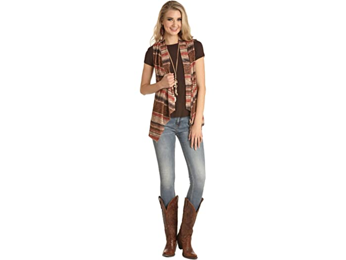 Rock and Roll Cowgirl Vest 49V4532