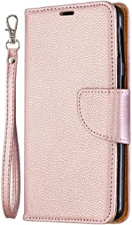 The Grafu Premium Case for Galaxy A40, Scratch Resistant Flip Folio Case Cover with Card Slot and Magnetic Closure for Sam...