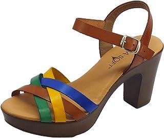 Amazon Sandali Soft Scarpe Itcinzia Borse Da N0okpw Donnae USpMqzV