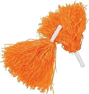 Fun Express Orange Pom Poms (1 dz)