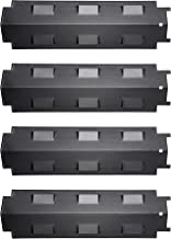 Unicook Porcelain Grill Heat Plate 4 Pack, Grill Replacement Parts, 14 5/8