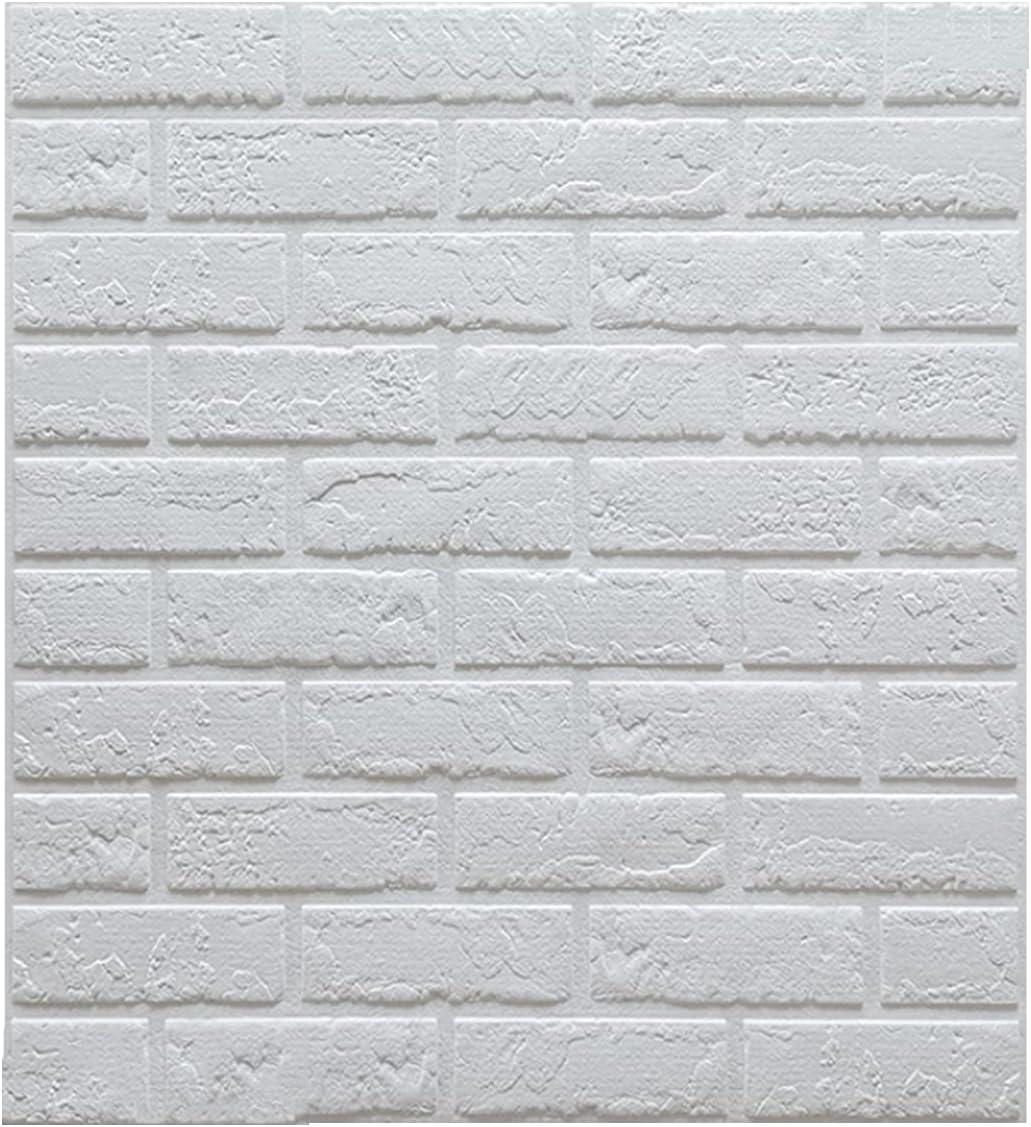 Ranking Popular standard TOP1 GLUDGOAT 3D Wall Panels Self Brick Adhesive Wallpaper Textured