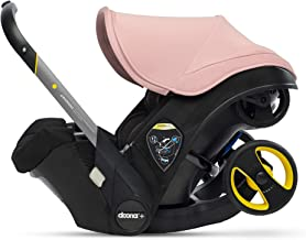 Best Doona Infant Car Seat & Latch Base – Car Seat to Stroller – Blush Pink – US Version Review