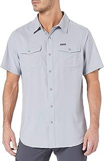 COR22 Utilizer II Solid Short Sleeve Shirt Utilizer II Solid - Camicia a Maniche Corte Uomo
