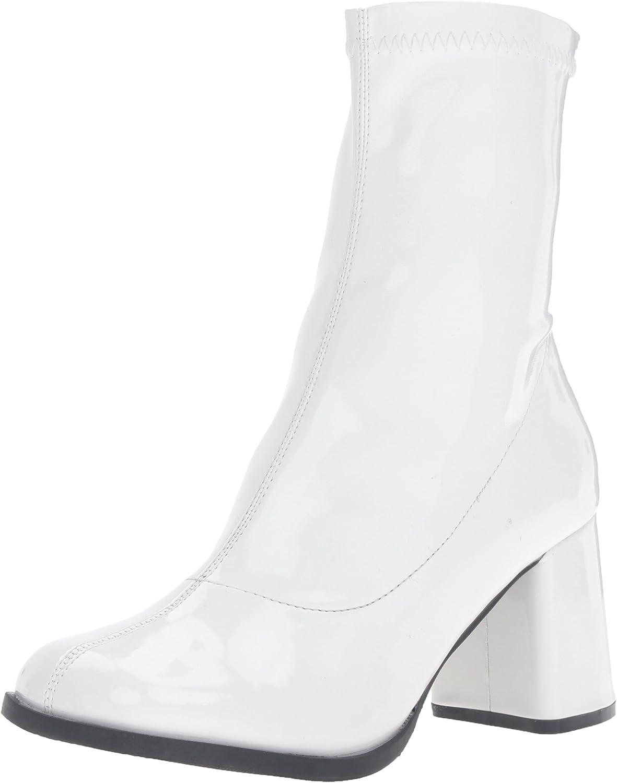 Funtasma Women's Gogo150 W Boot White