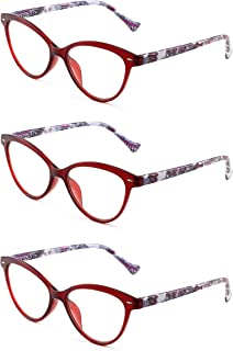 3.00 Nero Rosso  Black red Occhiali x Lettura Reading Glasses Polaroid R973 E