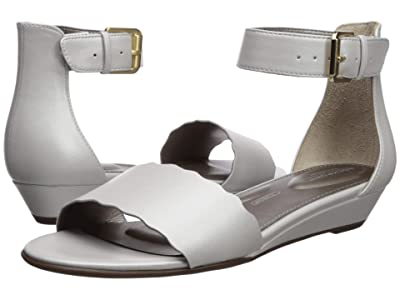 Rockport Total Motion Zandra Curve Ankle (White) Women