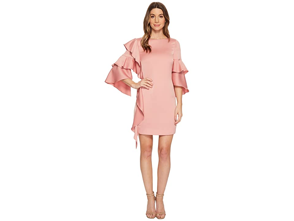 Ted Baker Eicio Frill Detail Tunic (Pink) Women
