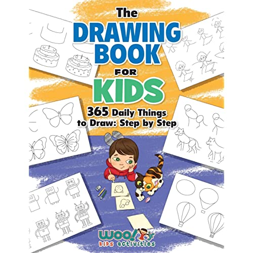 Drawing Book For Beginners