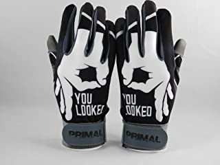 PrimalBaseball Youth You Looked Batting Gloves