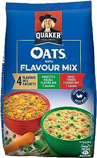 Quaker Oats with Flavour Mix, 200gm