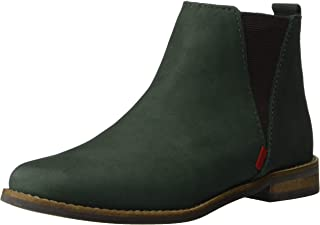 Marc Joseph New York Unisex-Child Leather Made in Brazil Ankle Chelsea Boot