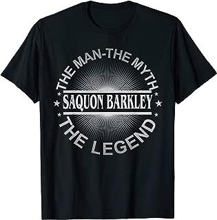SAQUON BARKLEY - The Man The Myth The Legend Tshirt