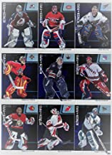 2002-03 In The Game Between The Pipes Hockey 150-Card Base Set