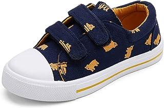 K KomForme Zapatillas para niños y niñas, zapatos suaves p