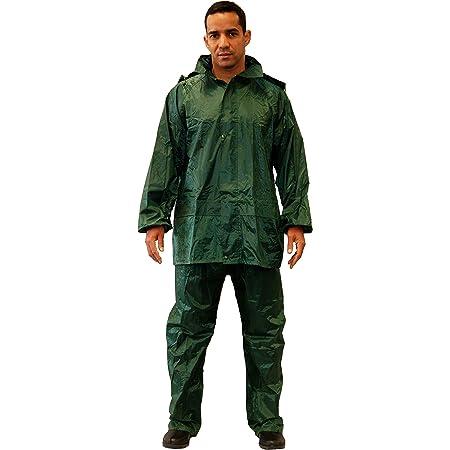 Gahibre 419 Traje agua completo chaqueta/pantalón nylon, extra ligero