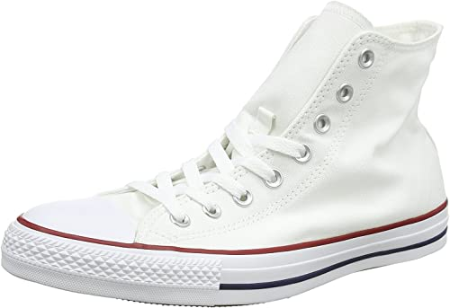Converse Chuck Taylor All Star Classic High High Top paniers - blanc Converse  US Hommes 9.5   US femmes 11.5  prix le moins cher