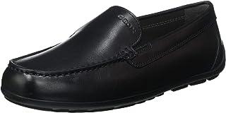 Geox Baby J New Fast BOY A School Uniform Shoe, Black, 5 UK Child