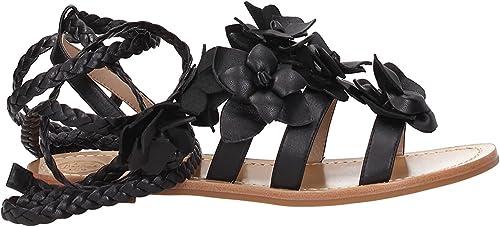 Tory Burch Sandales Blossom Gladiator Gladiator Femme - Cuir (33200) EU  grande vente