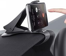 Tsumbay Soporte Móvil para Coche con Fijación Automática Fuerte, para Teléfonos Inteligentes de 3