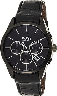 Hugo Boss Onyx Mens Quartz Watch