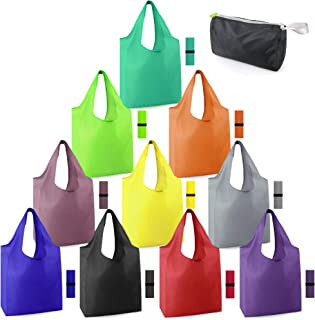 Best reusable foldable bags Reviews