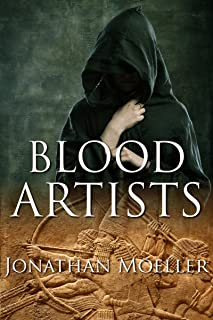 Blood Artists (Ghost Exile Tales Book 7)