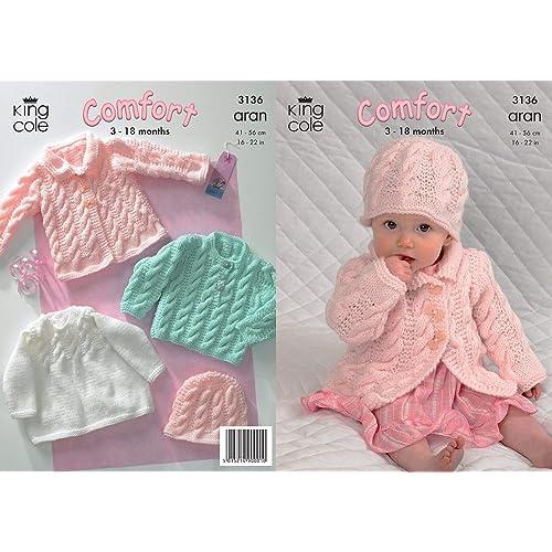 3bc7cfa94 King Cole Knitting Patterns  Amazon.com