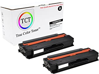 TCT Premium Compatible Toner Cartridge Replacement for Samsung MLT-D103S Black Works with Samsung ML-2950 2950ND 2951D 2955 2955ND 2955DW Printers (1,500 Pages) - 2 Pack