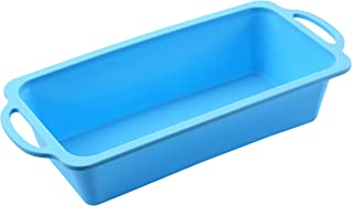 The Original Brand, TRENDS home Silicone Bakeware, 10 Inch Silicone Loaf Pans, Silicone Bread pans. Silicone baking pans with a reinforced frame for Durability & Strength. Bread Loaf Pan