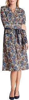 Charmance - Vestito da donna in maglia con bottoni