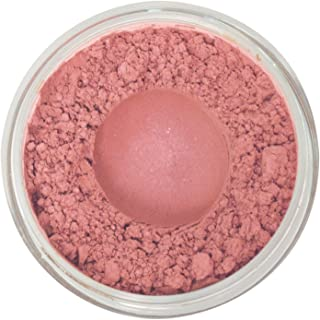 Mineral Blush Highlighter - Makeup Loose Powder – Blendable, Long Lasting & Buildable Coverage (9 gram, Unadulterated Life)