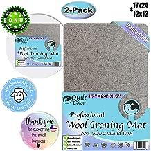 Wool Ironing Mat Set 17