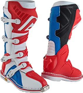 BOOT X-PRO V. RED/BLUE T.41