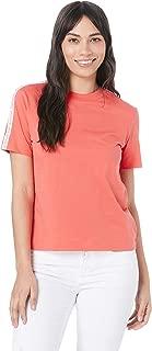 Calvin Klein Jeans Women's Tape Logo Straight Tee