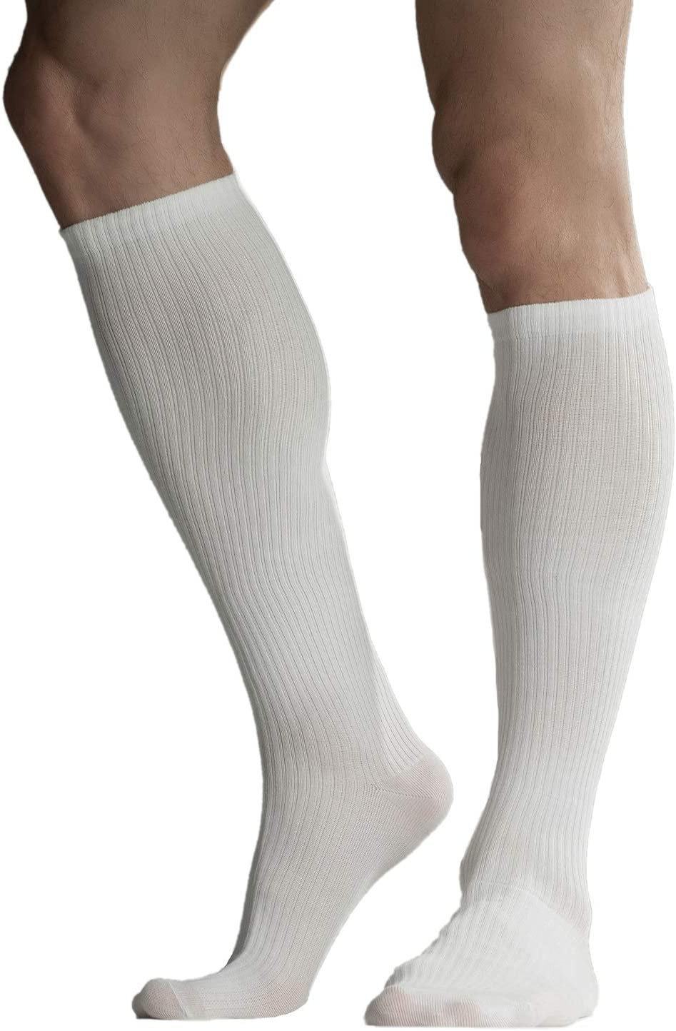 +MD Cotton Compression Socks for Circulation Men Women Inexpensive service 6 Pairs