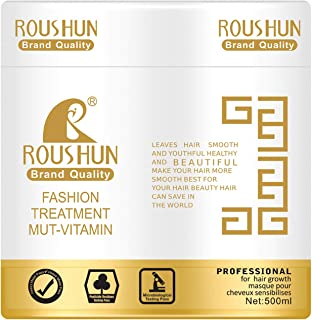 Roushun Sport Gold Hair Treatment - 500 ml