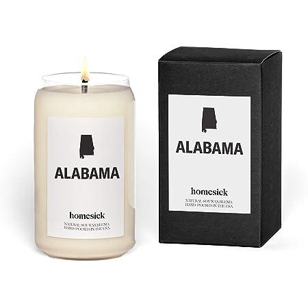 Homesick Candle Scented, Alabama, Maple
