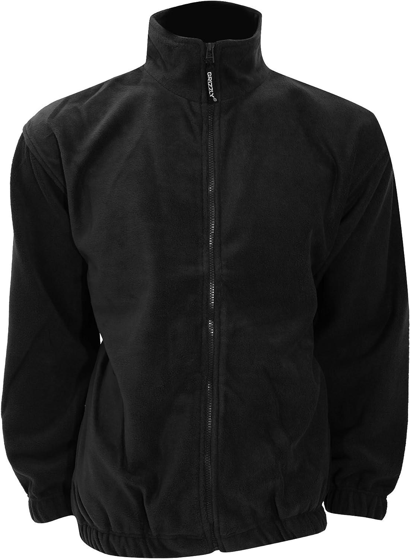 Grizzly Full Zip Active Fleece Jacket