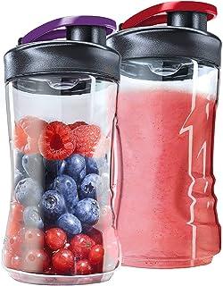Electrolux Sport & Good To Go Sportblender, Miniflaskor, 300 ml