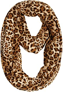 Infinity Pocket Scarf Novelty Premium Travel Hidden Zipper Scarves for Women Girls Men Couple Winter Warm Soft Lightweight