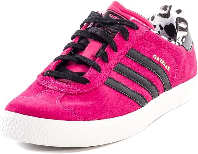 adidas Originals Gazelle Femme Fille Baskets en Cuir Chaussures de ...