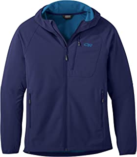 Outdoor Research Ferrosi Grid Hooded Soft Shell Jacket - Men's
