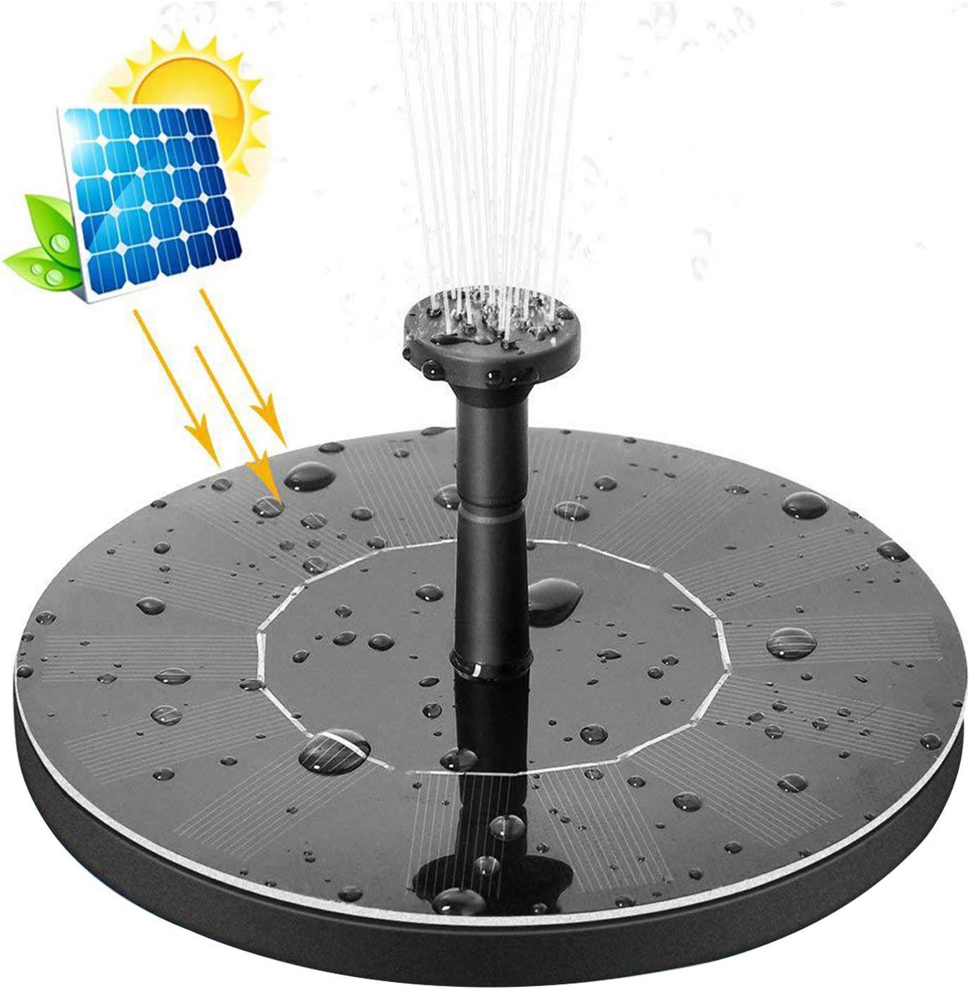 FSTIKO Solar Fountain Pump Free Bird Overseas parallel import regular item New product!! Bath