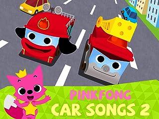 Pinkfong! Car Songs