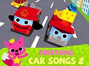 Pinkfong! Car Songs