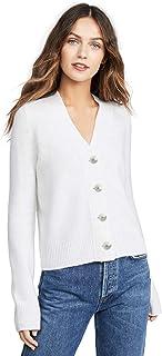 Vince Women's Shrunken Button Cashmere Cardigan