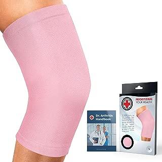Dr. Arthritis Knee Sleeve/Support/Brace - (Pink, 3XL)